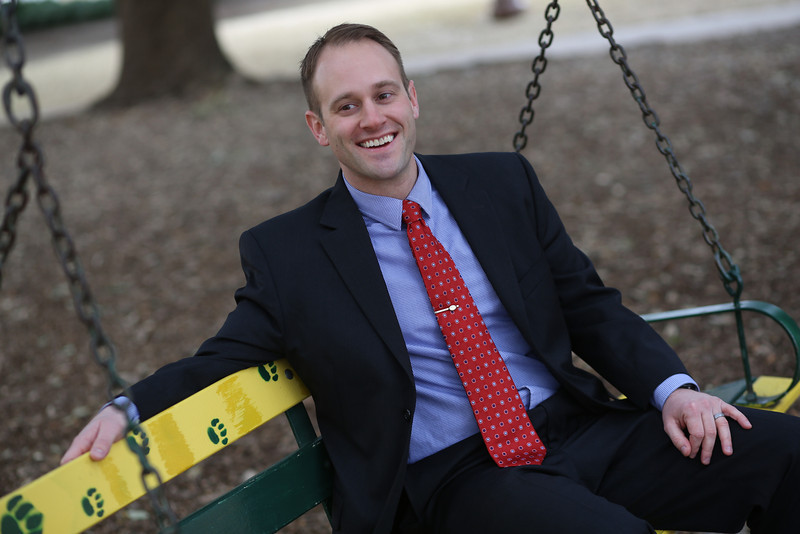 Scott Ryan – BCU Scholar – portrait – Tidwell – 03/05/2014