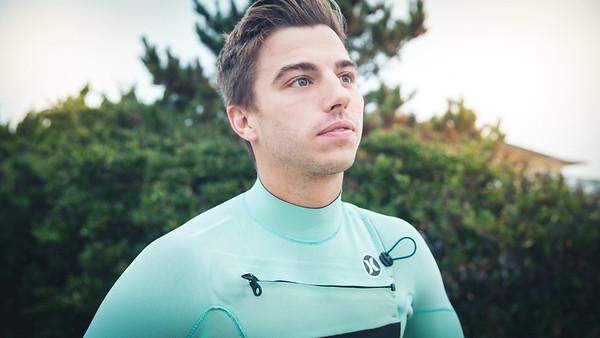 Surfing Regent Style