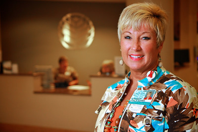 Veronica Poole-Adams, Chief Nurse at Cleveland Regional and GWU Alumn; Fall 2012.