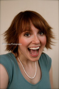 I just love Casey's exuberance!  This was such a fun evening in the studio.  ;-)