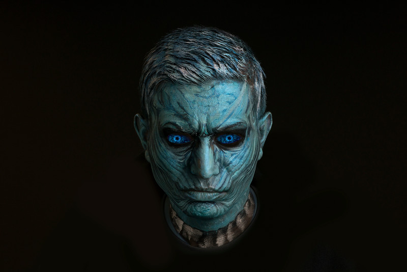 Amol as The Night Walker King