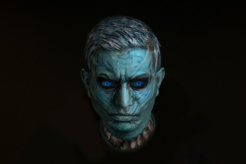 Amol as The Night Walker King