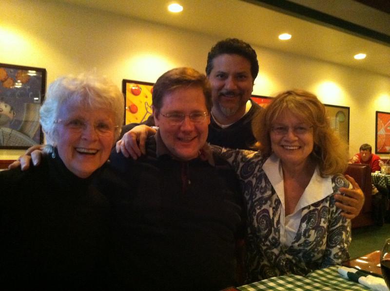Jan, Rich, Eli, and Jan