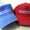 Our new St. David's hats!