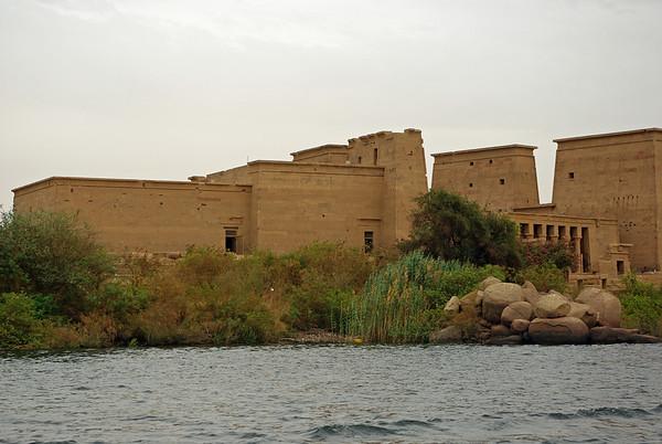 TEMPLE DE PHILAE ET KÔM OMBO - EGYPTE