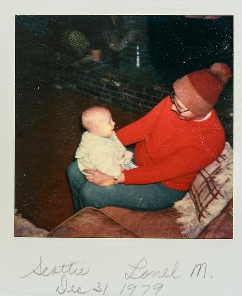 Scottie and Lorel M. Dec. 31 1979