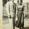 R. Scott Jarvie and June Langston 1952