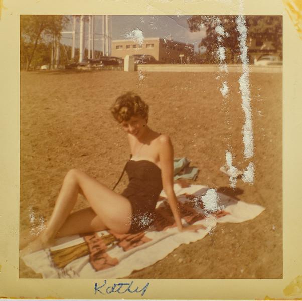 Kathy Lamson 1961