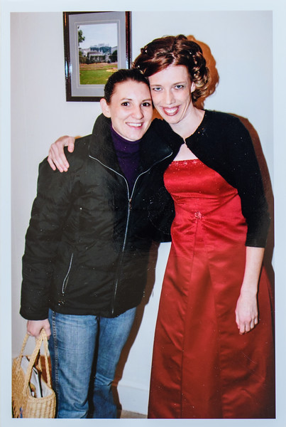 Julia Chudliegh and Sara Jarvie 2006