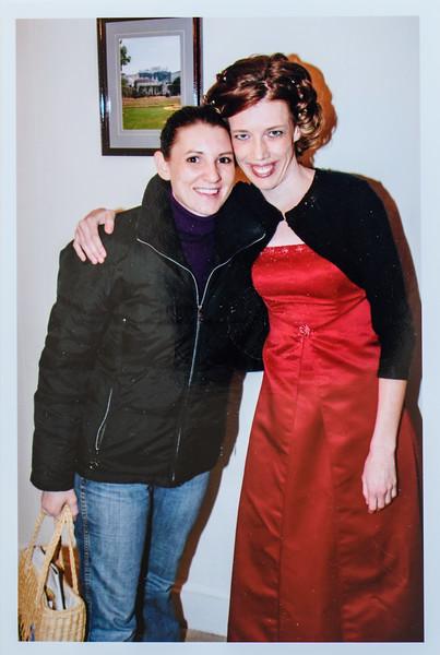 Julia Chudliegh and Sara Jarvie 2006