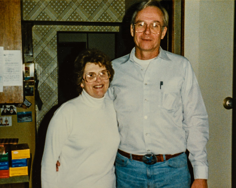 Ruth and Bob Erickson