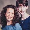 Kris and Sara 1995