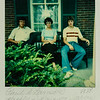 Paul Lamson, Kathleen Lamson Jarvie, David Russell Bonnstetter 1978