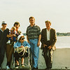 Scotty, Kathy, Alec, Nana Lamson, Dave, R. Scott