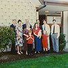 R. Scott, Kathy, Mike, Jay, Scotty, Garth, Ellen, Jodi, Micheala, Remington, Donavaughn