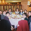 All of at a big dinner 2000
