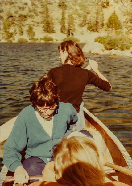 Kathy and Vonda 1976