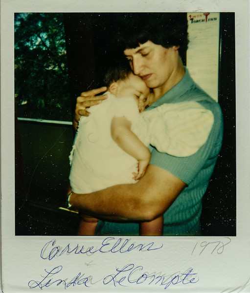 Carrie Ellen and Linda LeCompte 1978