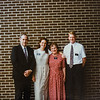My last good bye Pres. and Sister Hamblin and E. Lamborn who was the AP the whole time I was there
