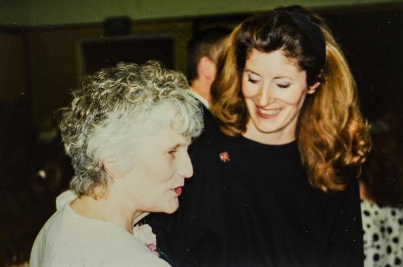 Fay and Vonda 1995