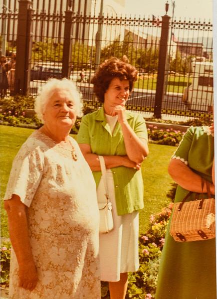 Jennie and Wanda Jarvie Aug. 31, 1978