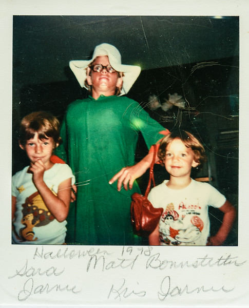 Halloween 1978 Sara Javie, Matt Bonnstetter and Kris Jarvie