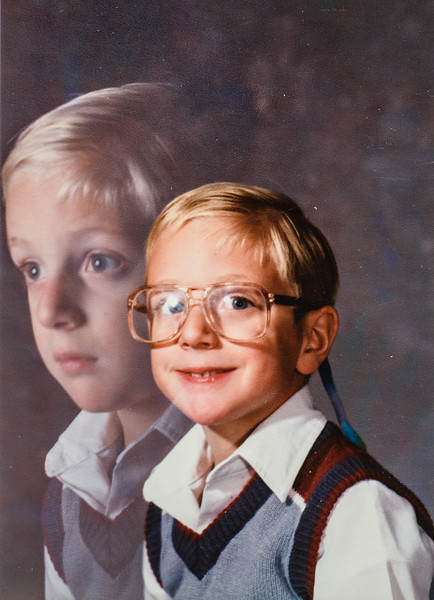 Jacob Verl Jarvie, 1988, Kindergarten, 6 years old