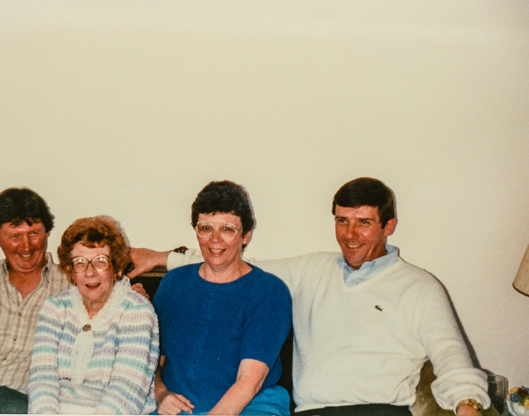 Russ C, Pauline, Kathy, Paul