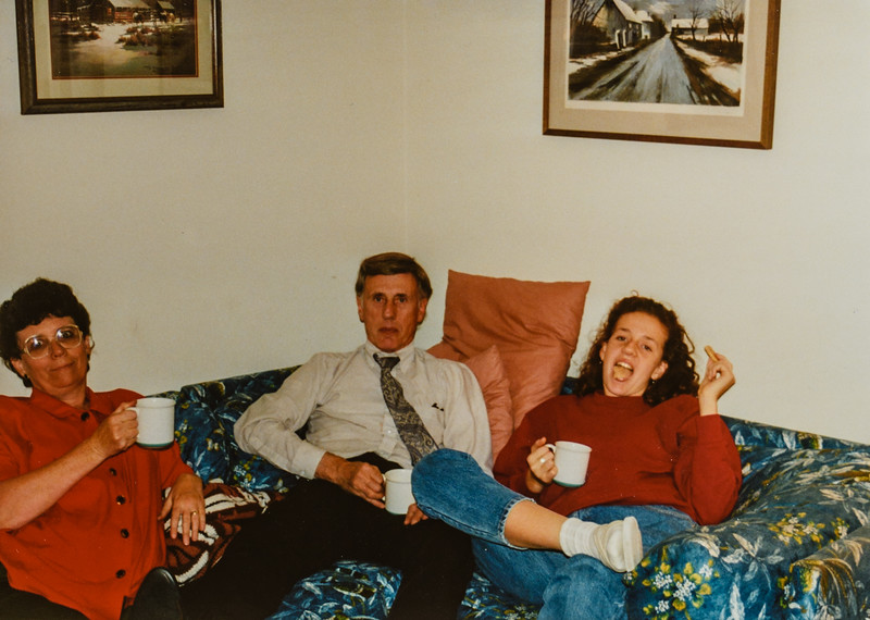 Kathy, R. Scott and Kris