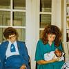 Pauline Lamson, Kristen Jarvie, Scotty Jarvie, Kathy Jarvie and Michaela Jarvie 1989