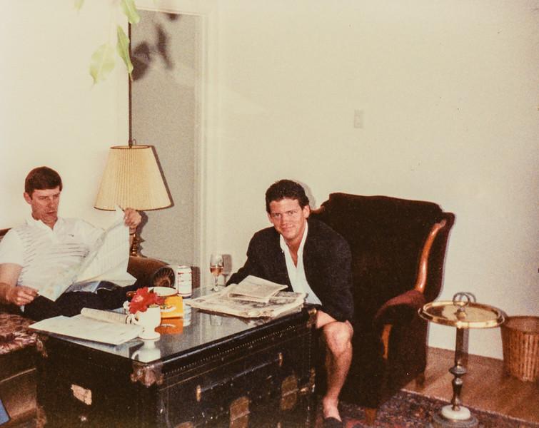 Paul and Russ R Lamson