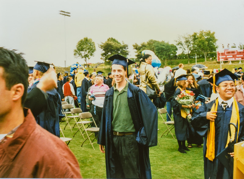 Scott Jarvie 1997