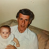 Micheala and G'pa Jarvie 1989
