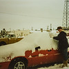 Look at all the snow. Sara Jarvie 1994