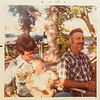 Kathy, Sara, Jack Jarvie 1973