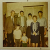 Russell O, Paul, Kathy, Scott, Brian, Mike, Pauline, 1971