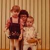 Sara, Kathy and Kristen Jarvie 1974