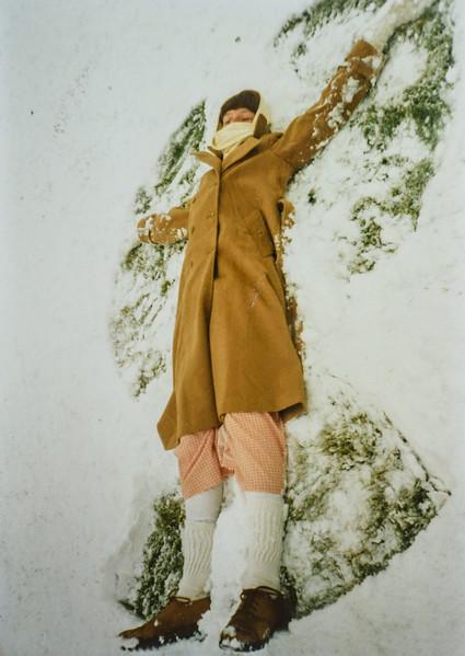 A snow angel 1994 Sara Jarvie