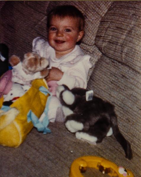 Jennie Dickenson 1989