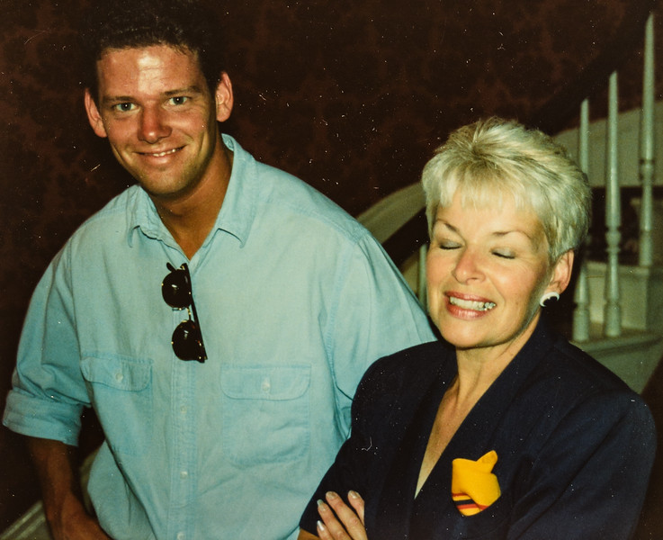 Russ R. and Gerri Lamson 1992