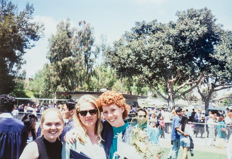 Tia and Jenny and Sara 1991