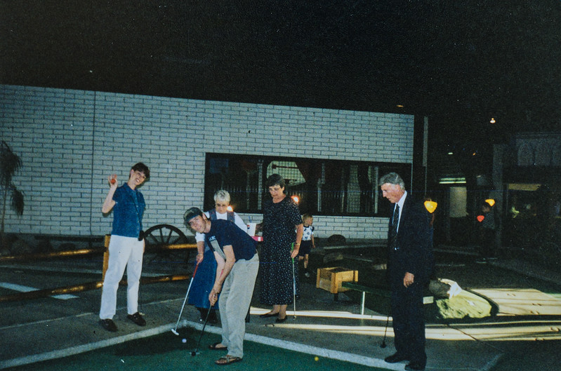 Sara, Scotty, Marcia, Kathy, R. Scott