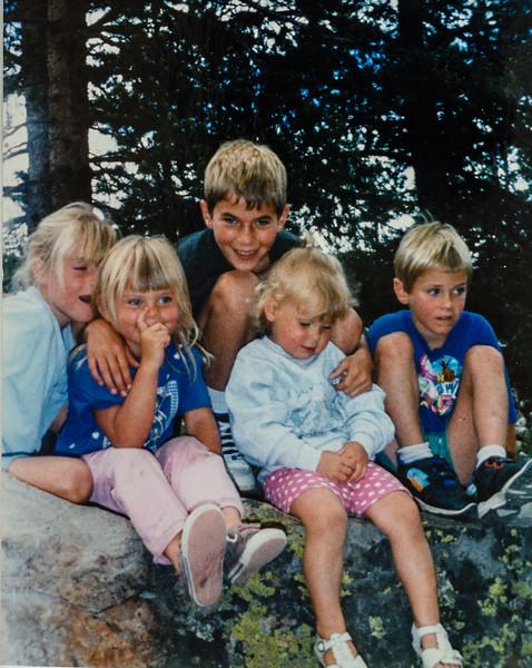 Dickenson's Summer 1995