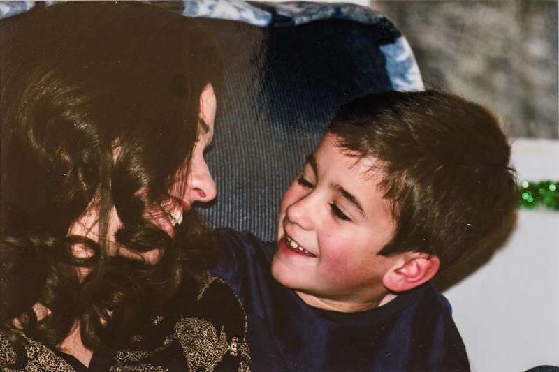 Jodi and Emerson Jarvie 2006