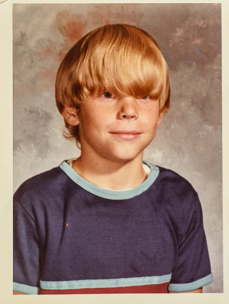 """Matt """"1974"""" age 10"""