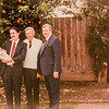 R. Scott, Jay, Gordon and Mike Walker 1989
