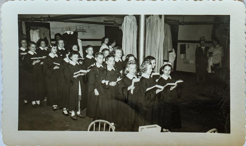 St. Mark Episcopal Jr. Choir