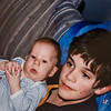 Elric Clark and Donavaughn Jarvie 2004