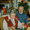 Kathy, Ellen and Mike Walker and Grandma Anderson