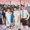 Kris, Jay, Jodi, Sara, Scotty, Kathy, R. Scott Sara's graduation 1991